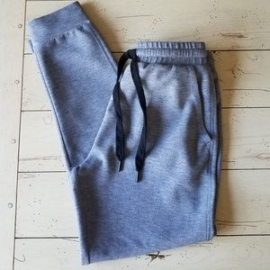 32 Degrees Men's Heathered Grey Joggers